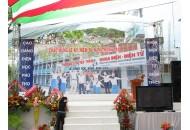 Lễ kỷ niệm 50 năm thành lập Khoa Điện - Điện tử